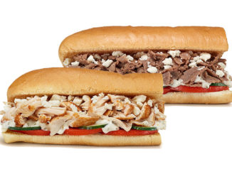 Subway Canada Launches New Greek Sandwich Collection