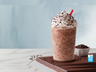 Tim Hortons Introduces New Chocolate Chip Iced Capp