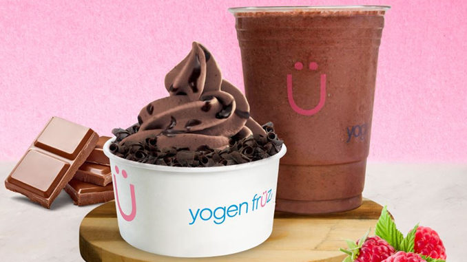 Yogen Fruz Reveals New 2018 Spring Flavours