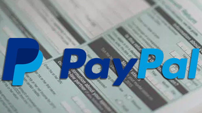 You Can Now Pay Your Federal Income Tax Bill With PayPal