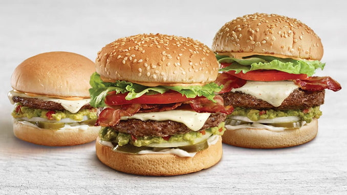 A&W Canada Brings Back Spicy Guacamole Burgers