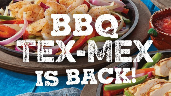 BBQ Tex-Mex Is Back At Montana's