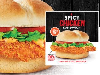 Harvey's Brings Back Spicy Chicken Sandwich, Launches New Caramel Pie