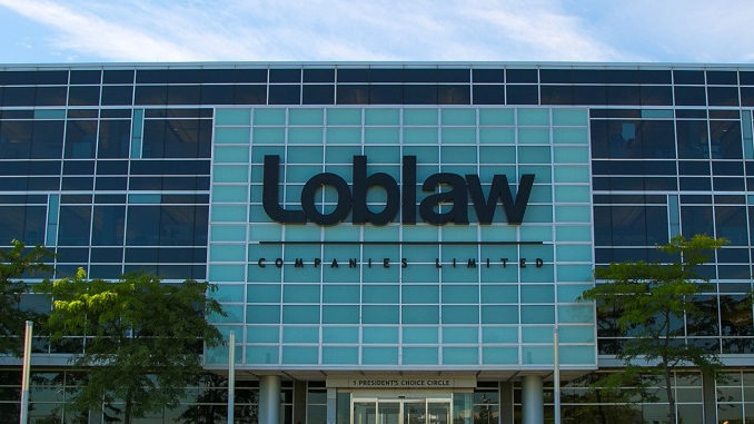 Loblaw expanding online grocery pick-up and delivery business across Canada
