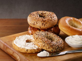 McDonald's Canada Introduces New Bagels Menu