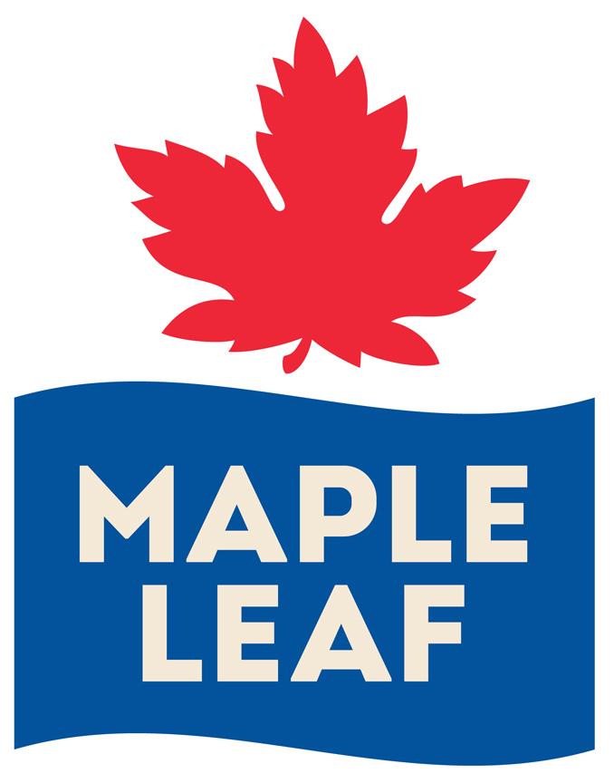 New Maple Leaf Logo