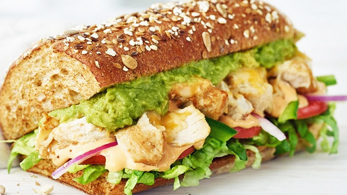 Subway Canada Rolls Out New Harvest Bread And Harvest Guacamole Chicken Sandwich