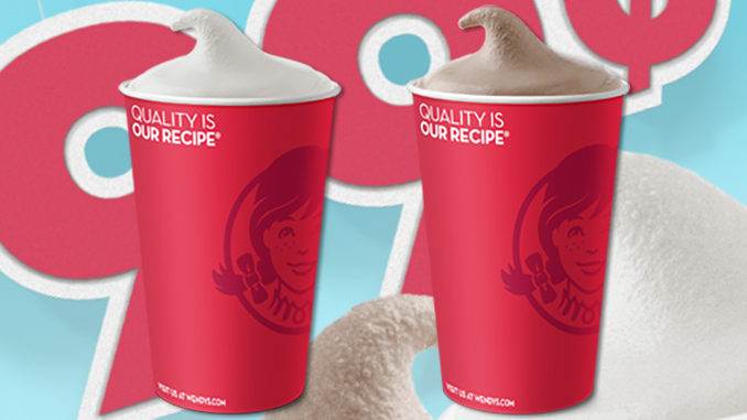 Wendys 99 Cent Frosty Deal Returns For Summer 2018