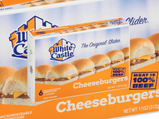 White Castle Sliders Now Available At Walmart Canada