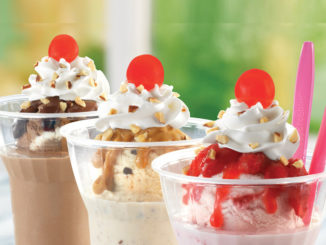 Baskin-Robbins Canada Introduces New Sundae Shakes