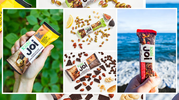Kashi Canada Introduces New Kashi Joi Nut Bars And Kashi Joi Energy Bars