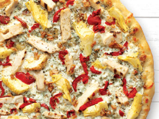 Pizza Pizza Introduces New Chicken Artichoke Pizza