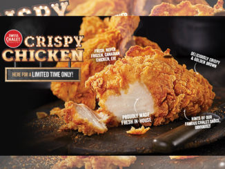 Swiss Chalet Brings Back Crispy Chicken For A Limited Time