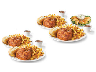 Swiss Chalet Offers 2 Can Dine 2 Ways Promotion Through June 24, 2018