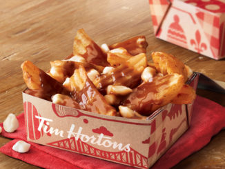 Tim Hortons Introduces New Poutine