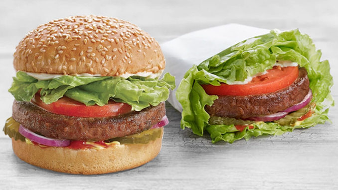 A&W Canada Launches The Beyond Meat Burger