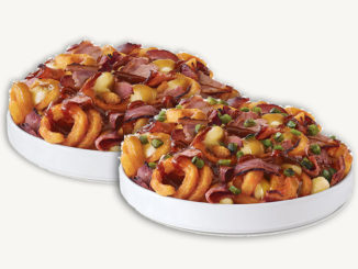 Arby's Canada Introduces New Smokehouse Brisket Poutine And Spicy Brisket Poutine