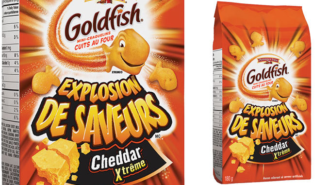 Goldfish Crackers Recalled Over Salmonella Risk