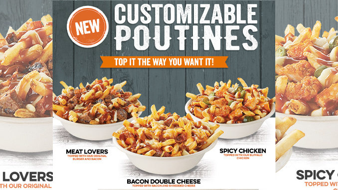 Harvey's Introduces New Customizable Poutines