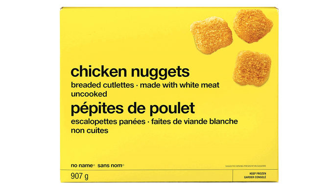 Loblaw Recalls No Name Chicken Nuggets Over Salmonella Risk