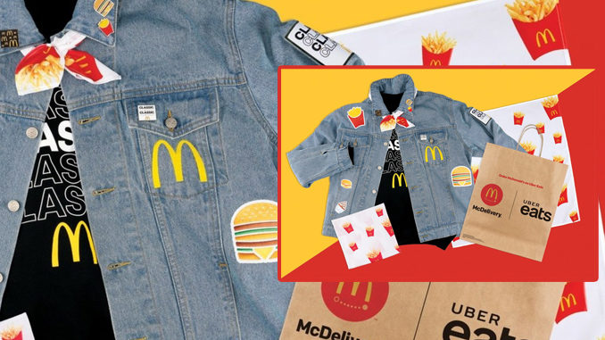 McDonald's Canada Celebrates McDelivery Day On July 19, 2018 With Retro Swag Collection Contest