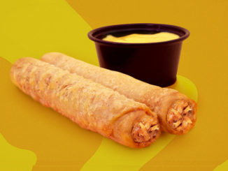 Taco Bell Canada Introduces New Rolled Chicken Tacos