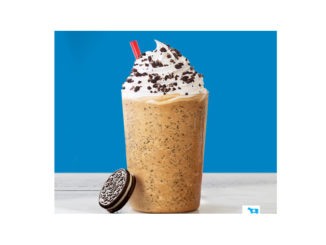 Tim Hortons Brings Back The Oreo Iced Capp