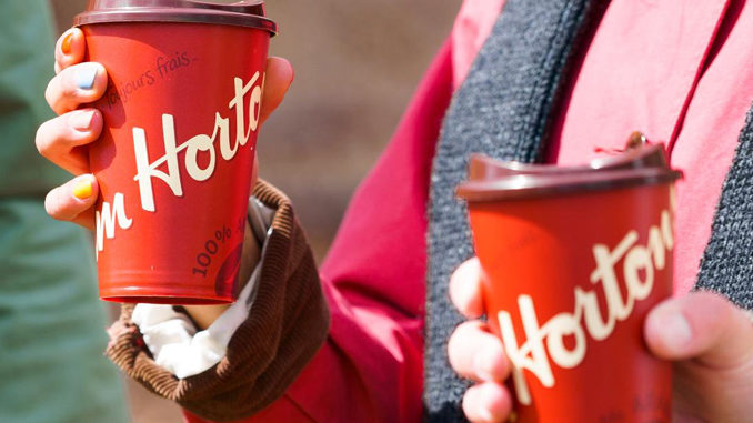 Tim Hortons Is Expanding To China