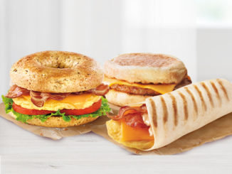 Tim Hortons Launches All-Day Breakfast Menu Across Canada