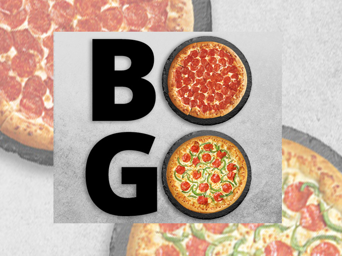 Buy One, Get One Free Pizza At Pizza Hut Canada Through August 26, 2018