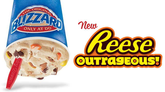 Dairy Queen Canada Unveils New Reese Outrageous Blizzard