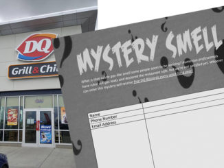 Free Blizzard Treats For A Year If You Can Identify Source Of Mystery Smell At This Calgary Dairy Queen
