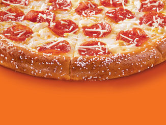 Little Caesars Canada Introduces New $6 Pretzel Crust Pizza