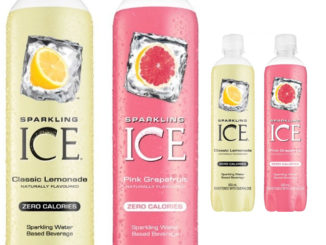Sparkling Ice Canada Introduces New Classic Lemonade And Pink Grapefruit Flavours