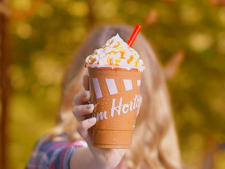 Tim Hortons Unveils New Pumpkin Spice Iced Capp