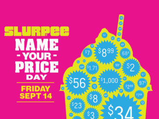 7-Eleven Canada Celebrates Slurpee Name Your Price Day On September 14, 2018