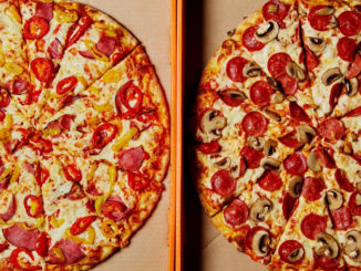 Buy One Large Pizza, Get One For $5 At Pizza Pizza