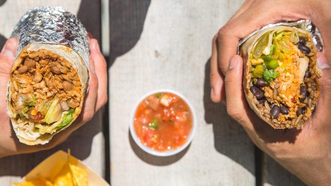 Free Burritos At All BarBurrito Edmonton Locations On September 22, 2018