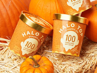 Halo Top Launches Pumpkin Pie Ice Cream Flavour In Canada