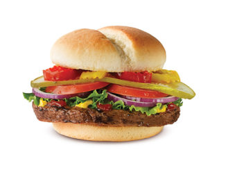 Harvey's Offers 50% Off An Original Burger Or Veggie Burger With Cheese On September 18, 2018