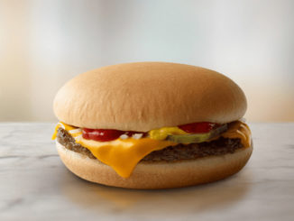 Here's How To Score A Free Cheeseburger At McDonald's Canada On September 18, 2018