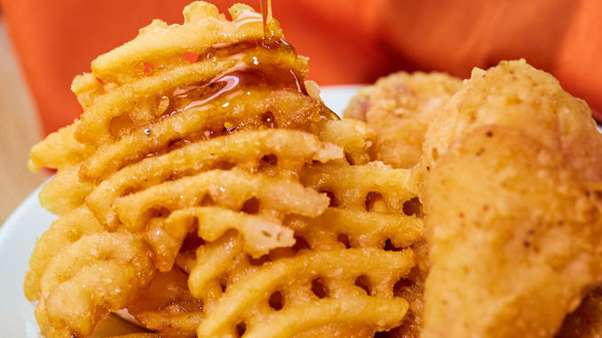 Mary Brown's Introduces Chicken And Waffle Cut Fries