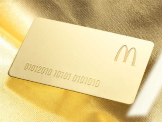 McDonald's Canada Introduces New Big Mac Gold Card Contest