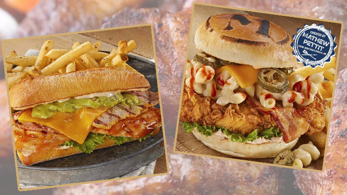 Montana's Serves New Ultimate Chicken Showdown Menu