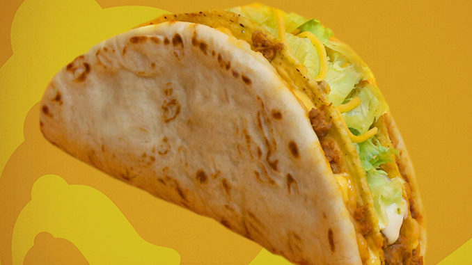 Taco Bell Canada Introduces New Double Cheesy Gordita Crunch