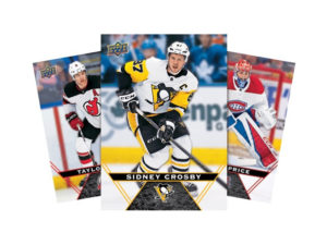 Tim Hortons Brings Back NHL Trading Cards For The 2018-19 Season