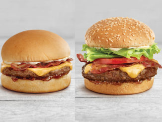 A&W Canada Adds Cheddar & Roasted Garlic Buddy And Uncle Burgers