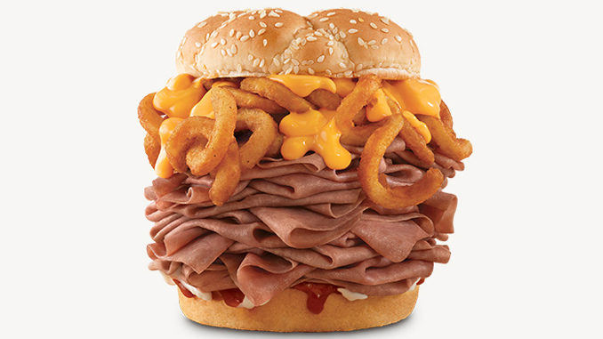 Arby's Canada Introduces New Arbynator Sandwich