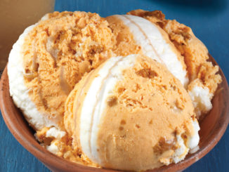 Baskin-Robbins Canada Welcomes Back Pumpkin Cheesecake Ice Cream