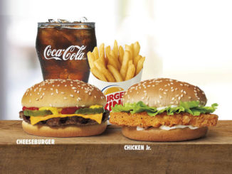 Burger King Canada Offers New King Meal Deal